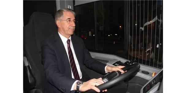 Elazığ'da Yerli Ve Milli 52 Yeni Otobüs Hizmete Girdi