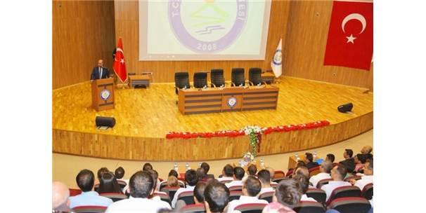 Şırnak'ta Eğitim-Öğretim Yılı Eğitim Planlama Toplantısı Yapıldı