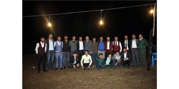 Gelenek Ve Görenekler Köy Düğünlerinde Yaşatılıyor