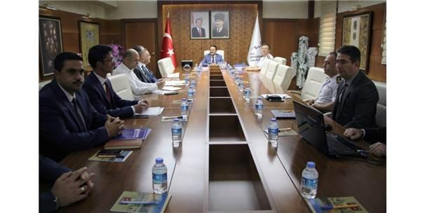 İl Güvenlik Ve Koordinasyon Kurul Toplantısı Yapıldı