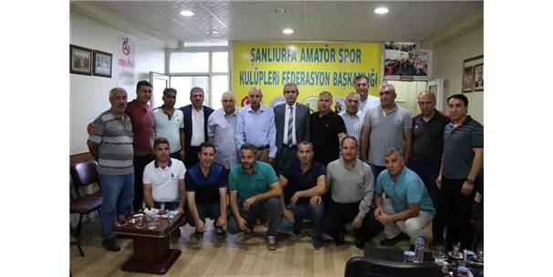 Demirkol'dan Amatör Spor Kulüplerine Destek