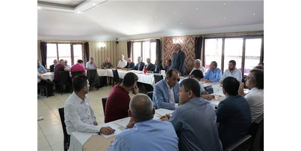 Chp'den Ekonomik Krize Çözüm Önerileri Toplantıları