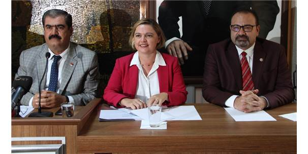 Chp İzmir Milletvekili Böke Gaziantep'te Temaslarda Bulundu
