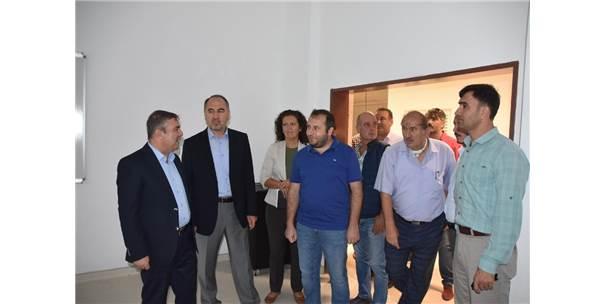 """Ak Parti'li Maviş: """"Sinop Üniversitemizin Öğrenci Sayısı Daha Da Artacak"""""""