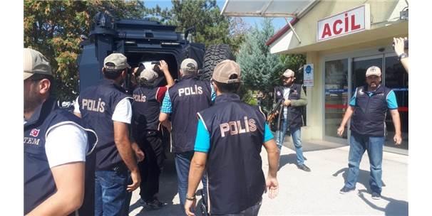 Reyhanlı'daki Bombalı Saldırının Planlayıcısı Yusuf Nazik Sağlık Kontrolünden Geçti