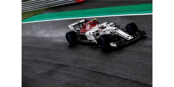 Kimi Raikkönen, Alfa Romeo Sauber F1'de