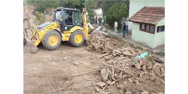 İnönü Belediyesi Cami Tadilatlarına Devam Ediyor