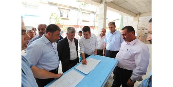 Şahinbey'de Kıbrıs Mahallesine Sosyal Tesis Ve Taziye Evi