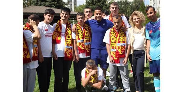 Kayserispor'dan 'Özel' Ziyaret