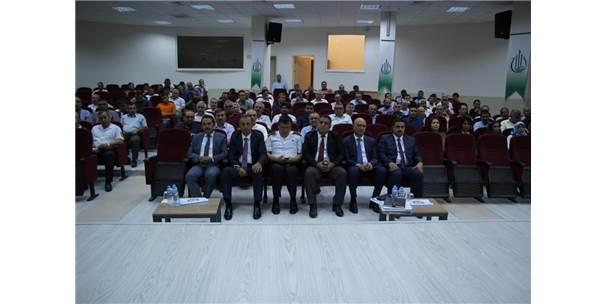 Nevşehir'de Okulların Güvenliği Azami Düzeye Çıkartılacak