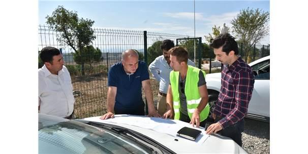 Süleymanpaşa'nın Kazandere Mahallesi Kanalizasyona Kavuşuyor