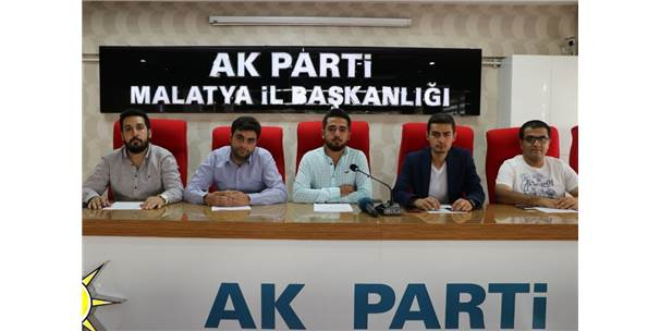 Ak Partili Gençlerden 12 Eylül Açıklaması