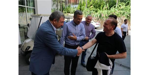 Tatar Başkan Ralli İçin Marmaris'e Geldi