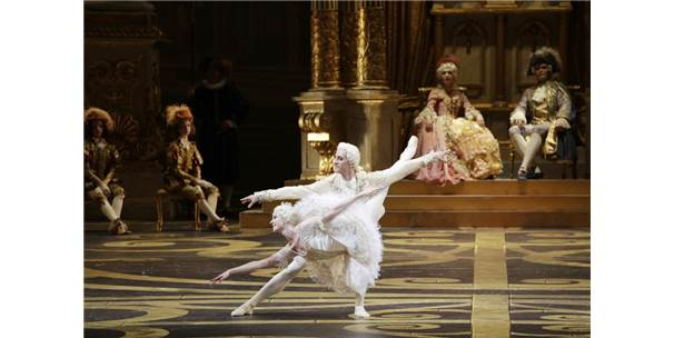Bolşoy Balesi İlk Kez Aspendos'ta