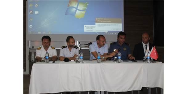 Ayvalık'ta Okul Ve Çevre Güvenliği Toplantısı