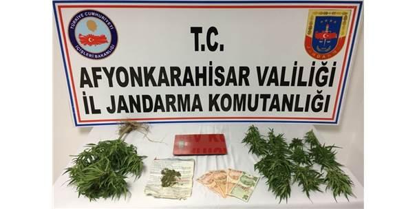 Afyonkarahisar'da Uyuşturucu Operasyonu; 2 Gözaltı