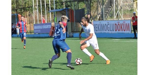 Ziraat Türkiye Kupası 2. Eleme Turu: Hekimoğlu Trabzon: 0 - Yomraspor: 2