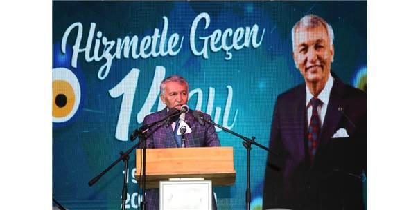 Isparta Belediye Başkanı Günaydın, 14 Yıllık Hizmet Sürecini Anlattı