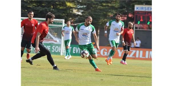 Ziraat Türkiye Kupası 2. Eleme Turu: Kırşehir Belediyespor: 3 - Nevşehir Belediyespor: 2