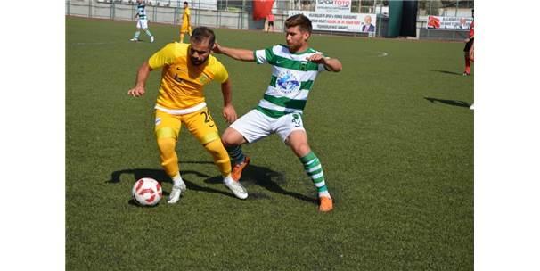Ziraat Türkiye Kupası'nda Kilis Belediyespor 3. Tura Çıktı
