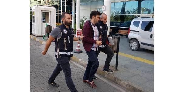 Karabük'te Yakalanan Fetö Zanlısı Tutuklandı