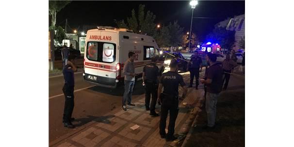 Tekirdağ'da Silahlı Kavga: 2 Yaralı