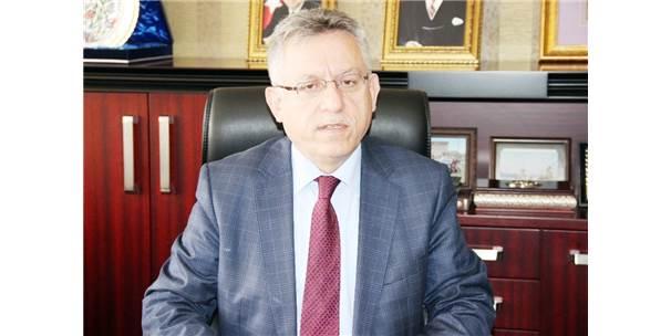 """Başkan Arslan: """"Kapalı Otoparkı Yıl Sonuna Kadar Hizmete Açacağız"""""""