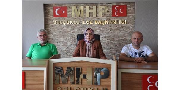 Mhp'li Çipan: Konya'nın Köklü Ve Derinlemesine Bir Değişime İhtiyacı Vardır
