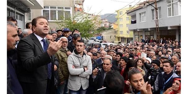 Maltepe'de 40 Yıllık Sıkıntısı Başkan Ali Kılıç'la Çözüldü