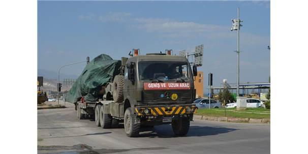 Sınır Birliklerine Askeri Sevkiyat
