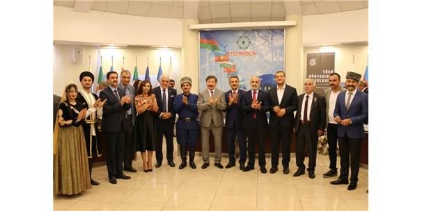 Cumhurbaşkanı Başdanışmanı Topçu, Türksoy'un Düzenlediği Anma Programına Katıldı