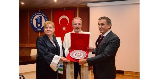 Bartın Üniversitesi İslami İlimler Fakültesi 'Tse En Iso 9001' Belgesini Teslim Aldı
