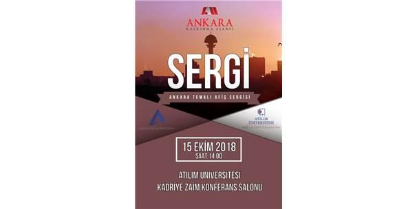 Ankara Temalı Fotoğraf Ve Afiş Sergisi