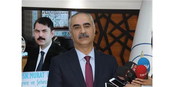 Çevre Ve Şehircilik Bakanı Sivas'ta Temaslarda Bulunacak