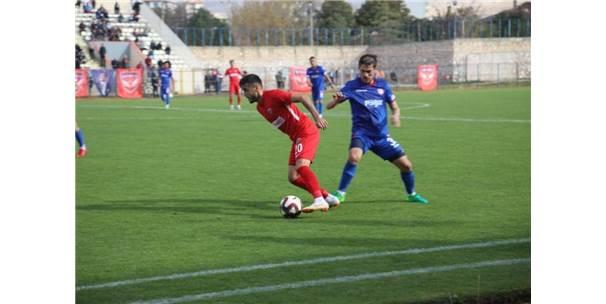 Tff 2. Lig: Niğde Anadolu Fk: 1 - Bayrampaşa: 1