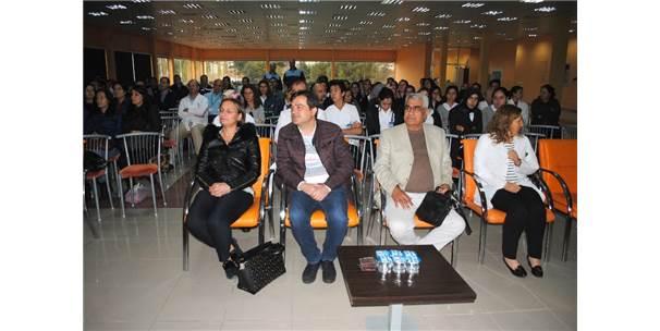 Sağlık Personeline 'Bağımlılıkla Mücadele' Konferansı