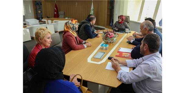 Meram'da 'Halk Günleri Buluşmaları'na Yoğun İlgi