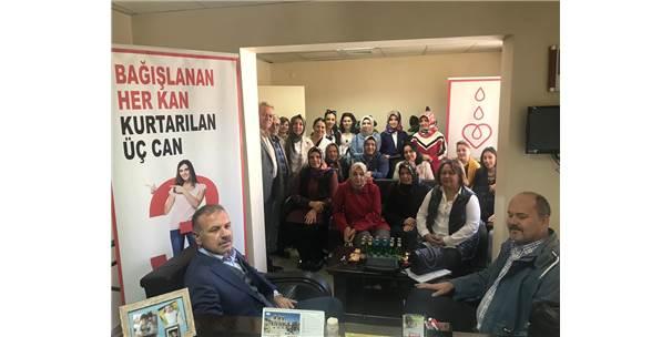 Adana Haberleri: AK Parti teşkilatından kan bağışı kampanyası 32
