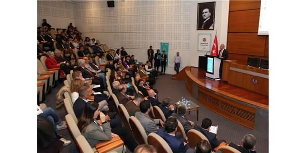 Anadolu Ve Gürcistan İlişkileri Atatürk Üniversitesi'nde Konuşuldu