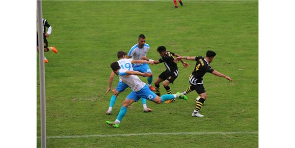 Siirt İl Özel İdarespor, Ağrı Gençlerbirliği'ni 6-0 Yendi