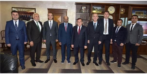 Kuveytli Yatırımcıların Gözü Trabzon'da