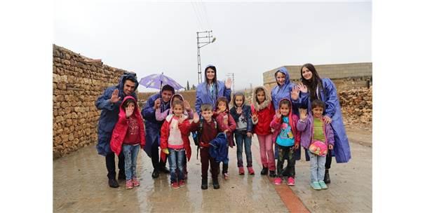 Mardinmasa Ekipleri Yağmur Çamur Demeden Vatandaşı Dinliyor