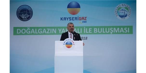 """Başkan Çelik, """"Türkiye'nin En İyi Alt Yapı Şirketleri Kayseri'de"""""""