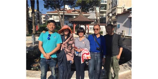Marmaris'e Çinli Turist İlgisi Her Geçen Gün Artıyor