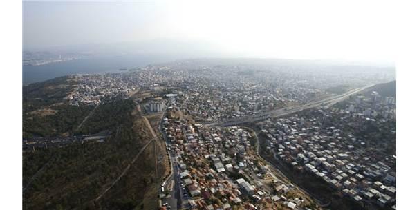 Bayraklı'daki 6 Mahallede İmar Uygulaması Durduruldu