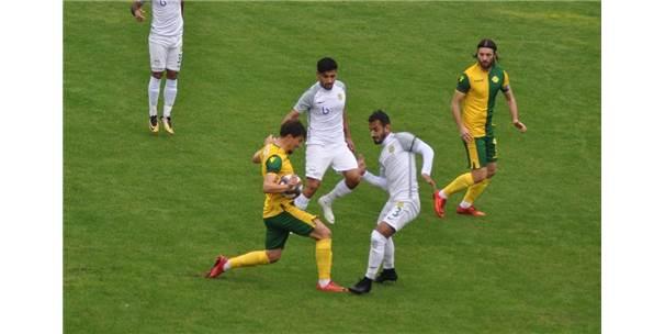 Tff 3. Lig: Osmaniyespor Fk: 1 - Esenler Erokspor: 1