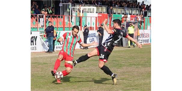 TFF 3. Lig: Diyarbekirspor: 1 - Çorum Belediyespor: 0