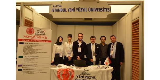 IYYÜ Smart Future Expo'da Projelerini Sergiledi