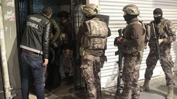 İstanbul'da Uyuşturucu Operasyonu: Çok Sayıda Kişi Gözaltına Alındı