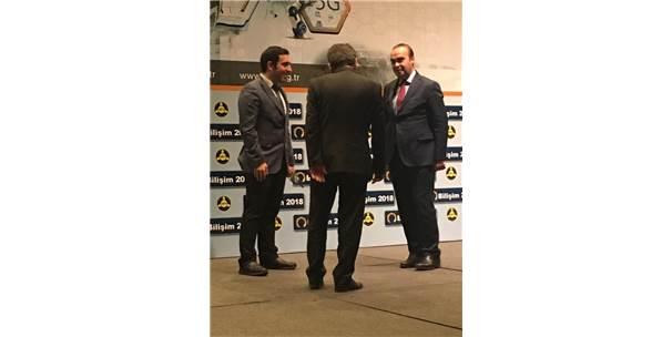 Bilişim'in Oscar'ı Erzurum'a Geldi